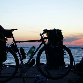 Eksta sunset bike
