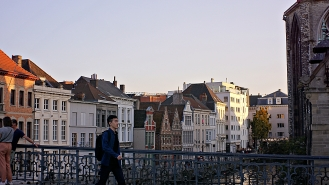 Ghent bridge