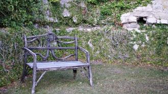 Gotland_wooden bench