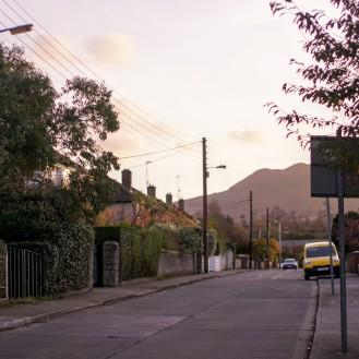 Ireland Bray mountain street