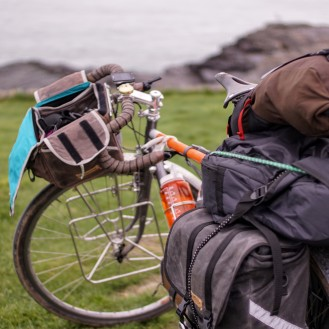 Ireland Greystones Bay Bike