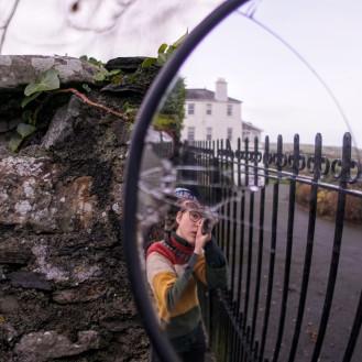 Ireland Kinsale selfie