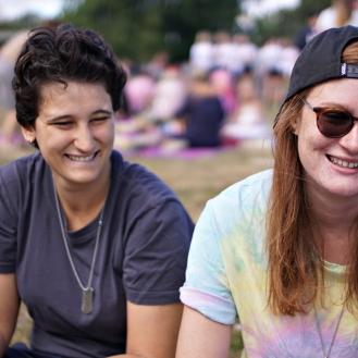 Marta and Linn_Stockholm Pride