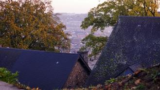 namur citadel rooftops